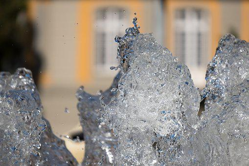 Fountain, Bubble, Inject, Refreshment, Fresh, Splash