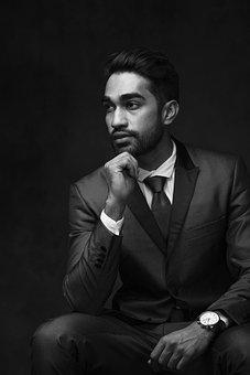 Man, Studio, Indian, Style, Success