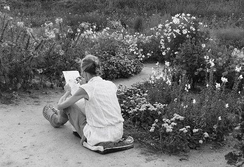 Artist, Woman, Art, To Draw, Draws, An Elderly Woman