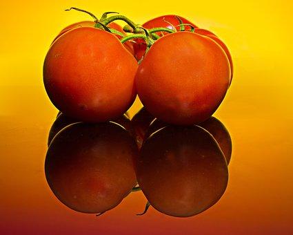 Red, Tomatoes, Fresh, Ripe