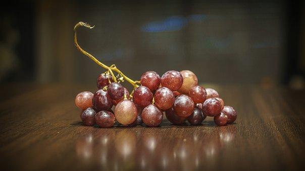 Grape, Fruit, Vine, Wine, Vineyard, Food, Delicious