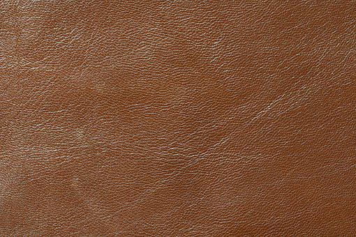 Leather, Sheepskin, Goat Leather, Tan, Animal
