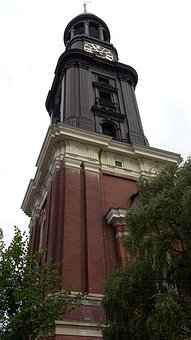 Michel, Hamburg, Church
