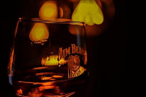 Jim Beam, Gass, Bourbon, Alcohol