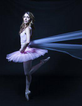 Ballerina, Dancer, Portrait, Ballet, Girl