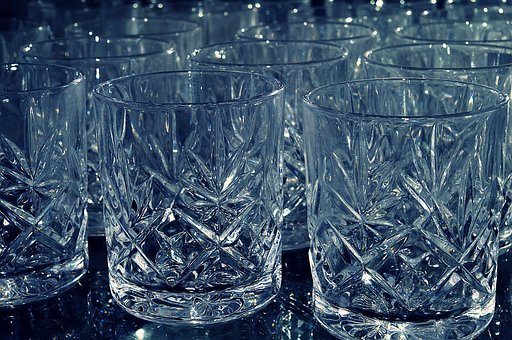Glasses, Glass Cup, Glass, Glasgow, Cup, Still Life