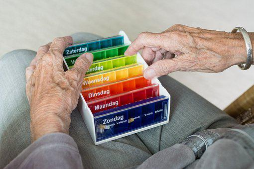 Hand, Human, Woman, Hands, Elderly, Self-reliance