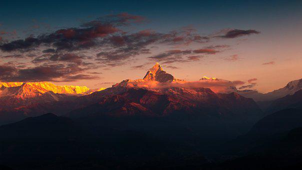 Mountain, Himalayas, Nature, Landscape, Travel, Outdoor