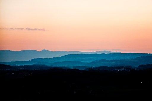 View, Sunrise, Morning, Landscape, Nature, Sky