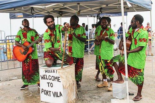 Vanuatu, Music Group, South Sea, Welcome, Band