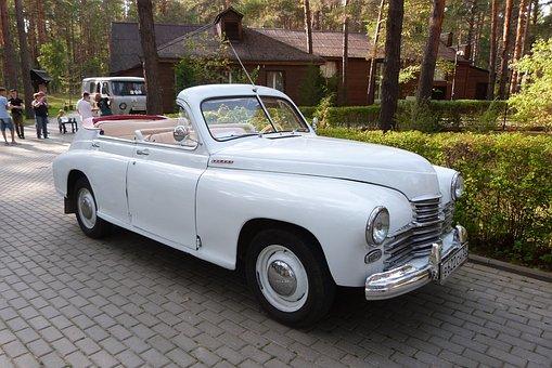 Retro, Auto, Vehicle, Nostalgia, Vintage, Old
