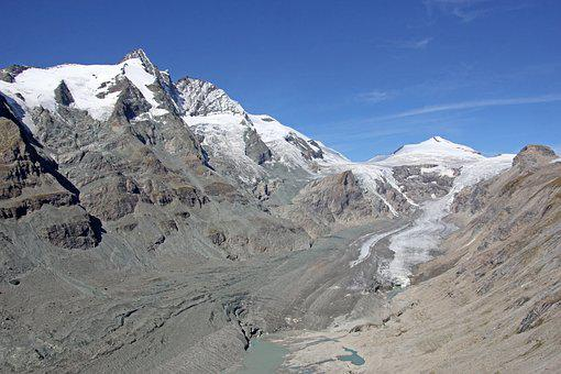 Grossglockner, Mountains, Landscape, Alpine, Austria