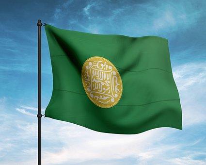 Rohingya Flag, Arakan Flag