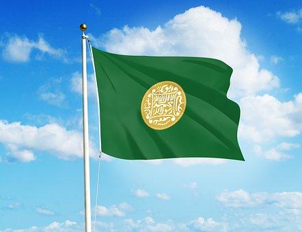 Rohingya Flag, Arakan Flag, Rohang Flag
