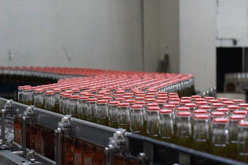 Bottle, Production, Drink, Glass, Bottles