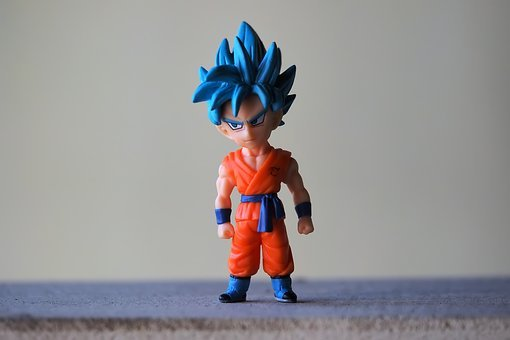 Male, Boy, Goku, Japanese, Anime, Character, Television