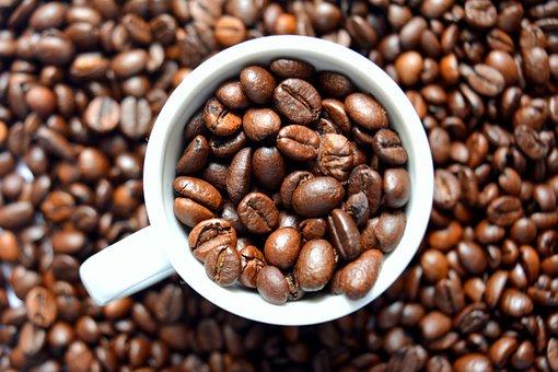 Coffee, White Mug, White, Caffeine, Morning, Breakfast