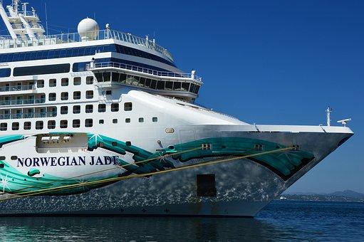 Cruise Ship, Ship, Bug, Cruise, Water, Sea, Travel