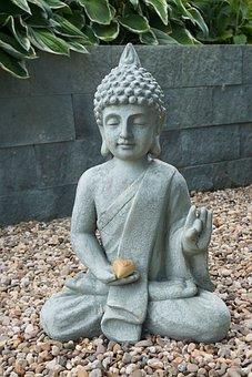 Feel Good, Buddha, Hope, Rest, Entschleunigung, Green