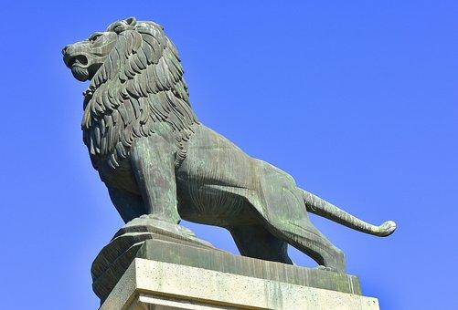 Monument, Statue, Sculpture, Figure, City, Saragossa