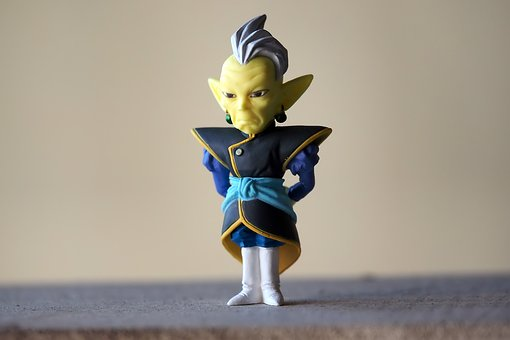 Toy, Figurine, Small, Japanese, Anime, Cartoon