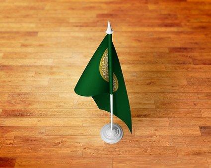Rohingya, Table, Flag, 2