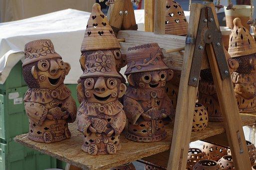 Market, Feast, Slovakia, Tradition, Folklore, Handmade