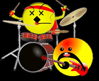 Rhythm Section, Smilies, Groove, Music, Rhythm, Band