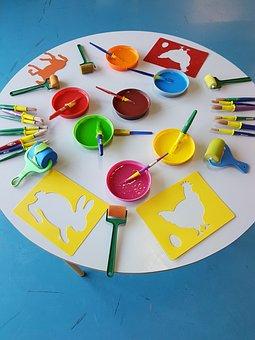 Education, Nursery, Preschool, Learning, Happy