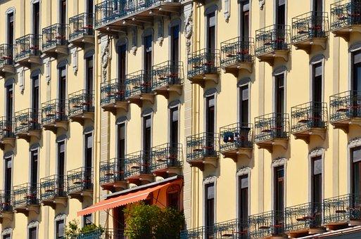 Facade, Grand Hotel, Architecture, Hotel, Tourism