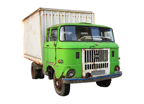 Truck, Old, Old Truck, Ifa, Ifa W 50