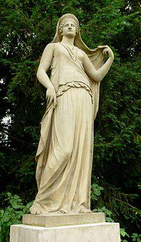Statue, Rocky, Juno