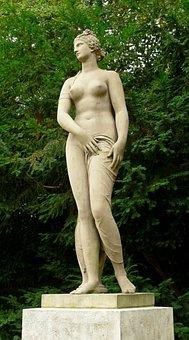 Statue, Venus, Rocky