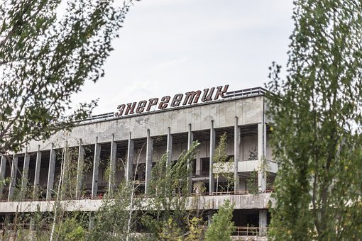 Meltdown, Atom, Nuclear Power Plant, Abandoned