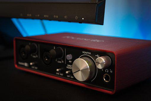 Audio, Interface, Button, Player, Music, Sound