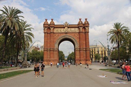 Barcelona, Catalonia, Architecture, Spain