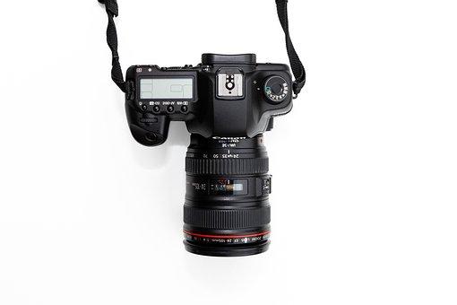Canon, Eos, Mark Ii, Dslr, Camera, Lens, Equipment