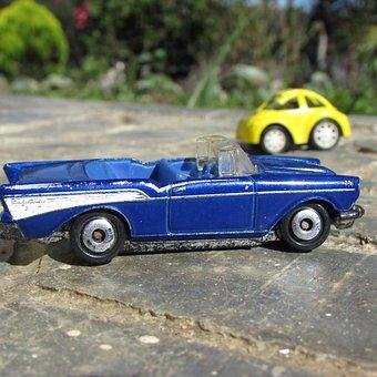 Car, Toy, Fun, Child, Old, Wheel