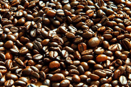Coffee, Coffee Beans, Light, Benefit From, Food, Cafe