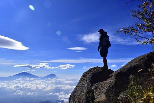 Adventure, Travel, Hiking, Mountain, Hiker, Backpacker