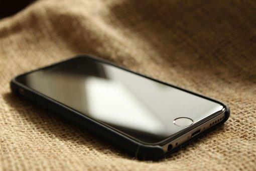 Iphone, Aardappelzak, Telephone