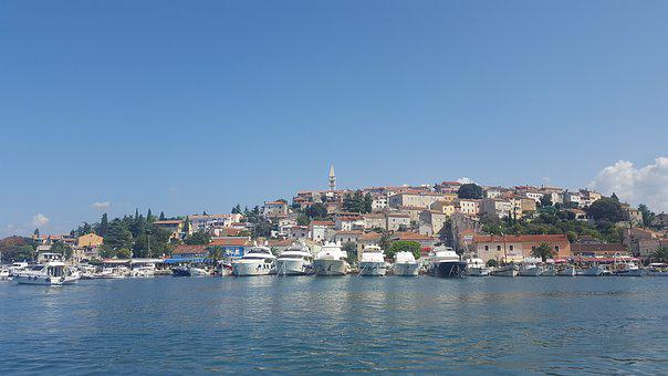 Vacations, Sea, Croatia, Water, Summer, Ocean, Travel