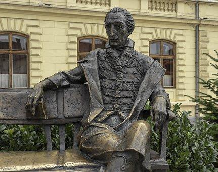Statue, Bronze, Sculpture, Places Of Interest, History