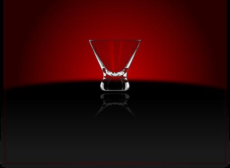 Shot Glass, Jigger, Pony, Small Glass, Drinking Glass