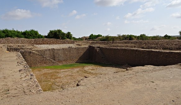 Dholavira, Archaeological Site, Excavation