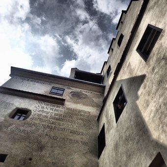 Bran Castle, Castle, Tran, Romania, Castles, Roumanian