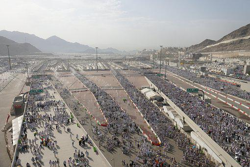 Cemerat, Stoning The Devil Way, Mecca