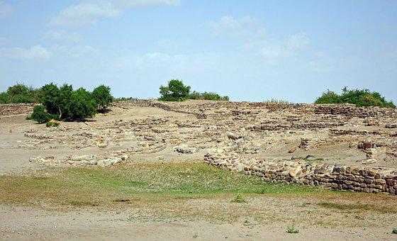 Dholavira, Archaeological Site, Excavation, Citadel