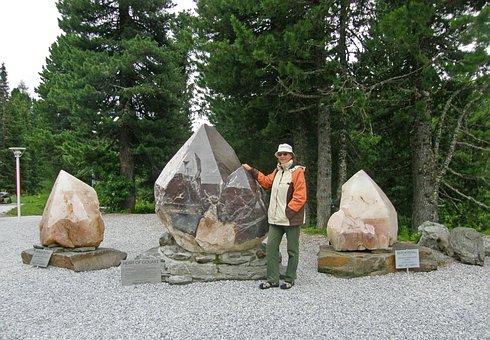Rock Crystal, Minerals, Mineral, Crystal, Gem