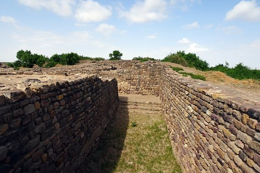 Dholavira, Archaeological Site, Excavation, Structure